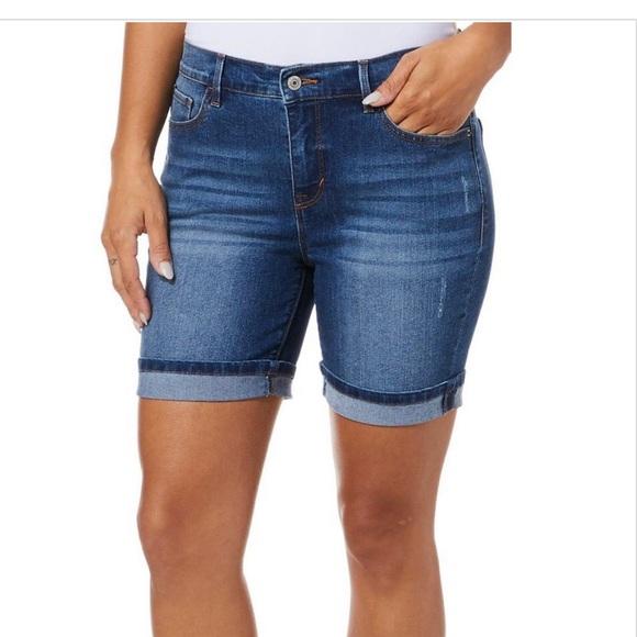 curve appeal Pants - Curve Appeal Jean Shorts